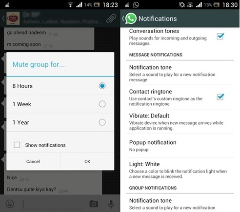 How to make snapchat notifications sound on iphone android