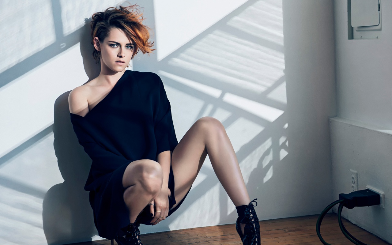 HD wallpaper of glorious Kristen Stewart 2015