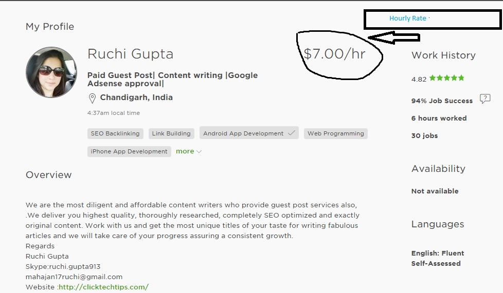 upwork-hourly-rate-content-writing