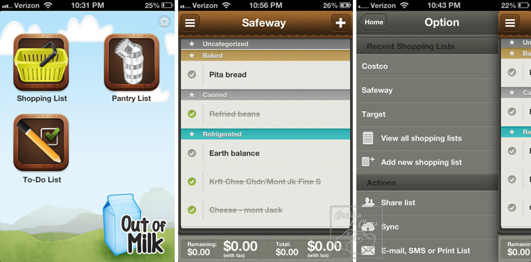 Top 5 Apps for Buying Grocery Online