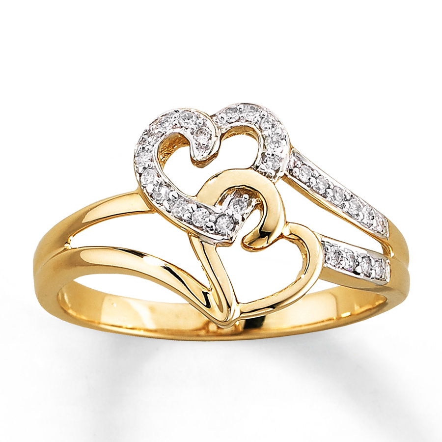 Heart-Diamond-Ring-valentine -day -2016