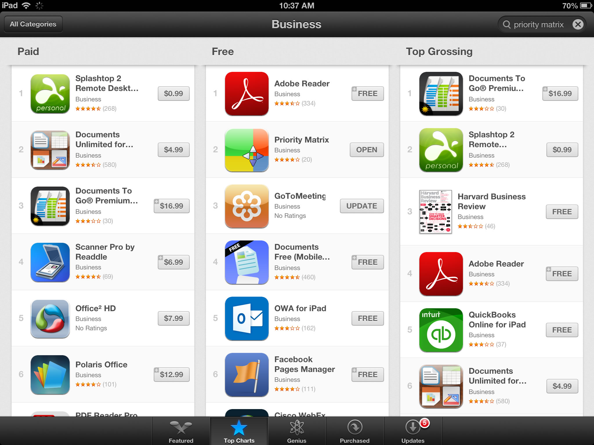Top 10 Best iPhone Apps to Run Your own Business