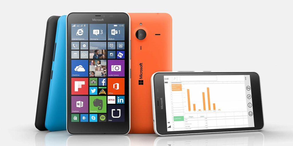 Windows Lumia 640