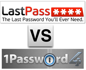 1Password -Lastpass