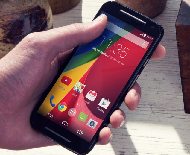 Moto E (2nd Gen) Unboxing and First Look