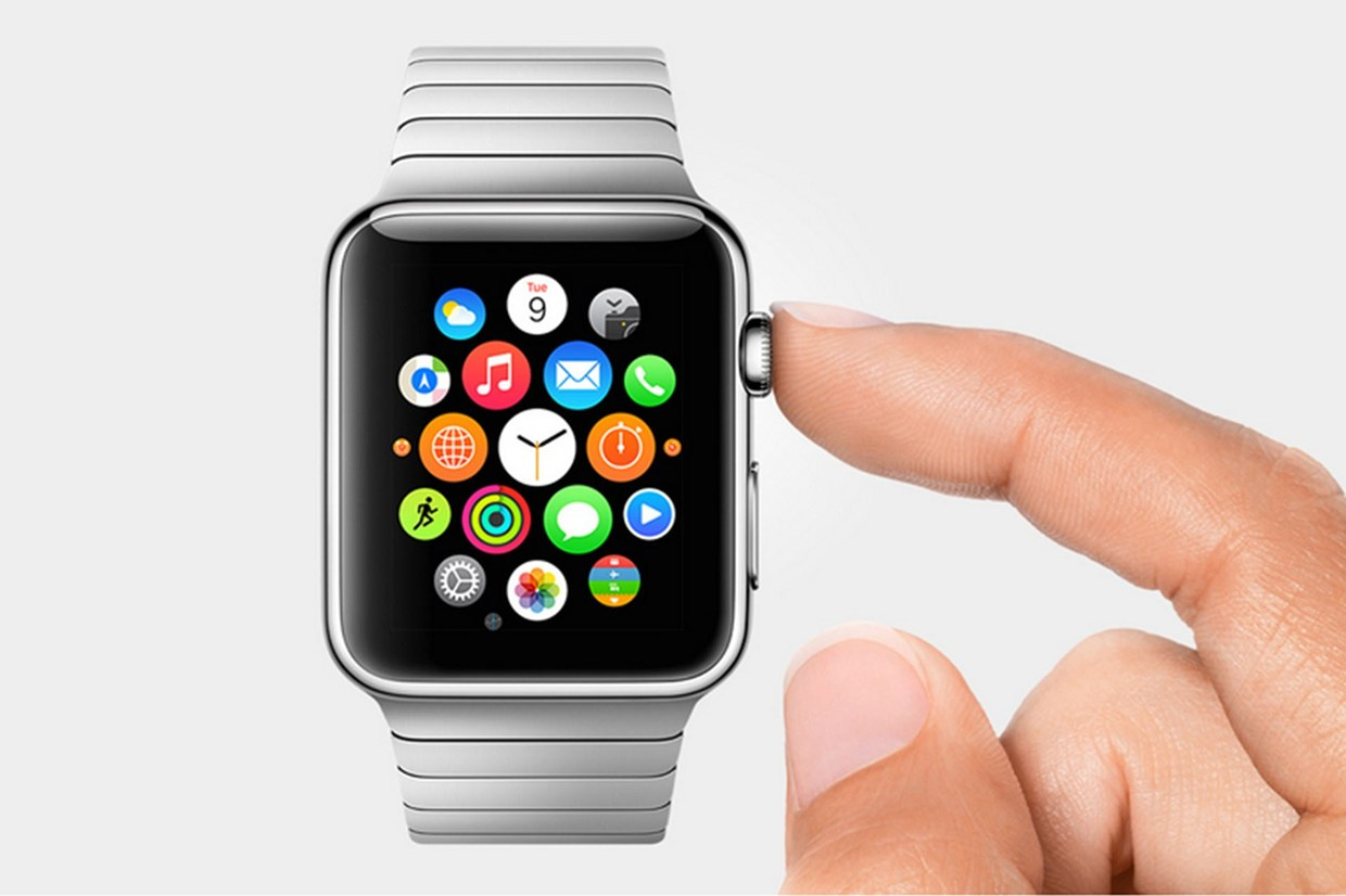 New Apple Watch 2015