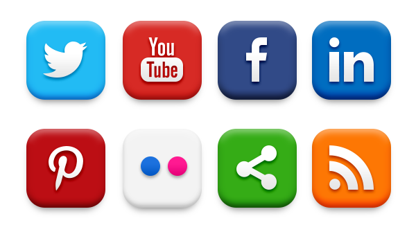 Social Media Icons 2015 Majestic High Social Media Icons For Free