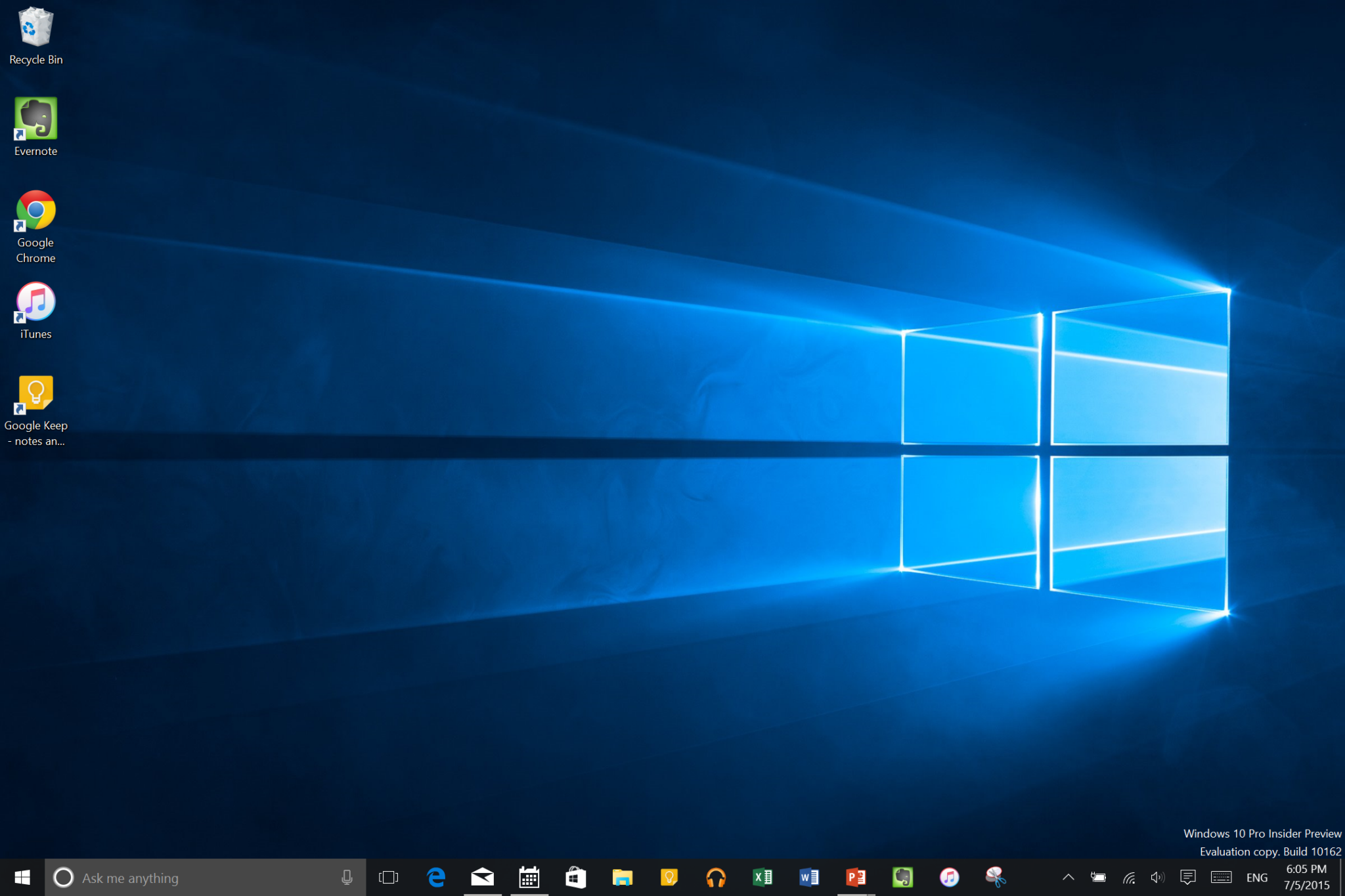Windows 10 Update 2015