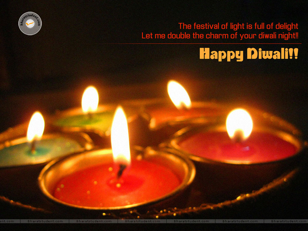 HD Wallpaper of Diwali in 2015
