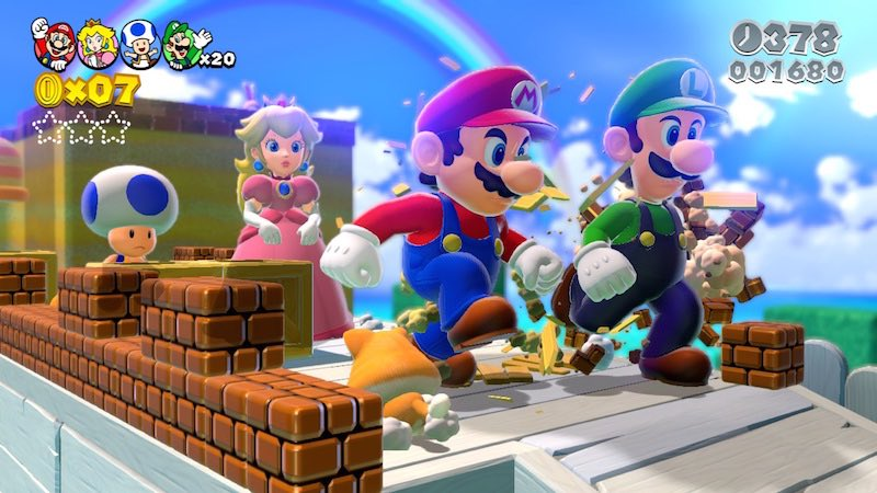 Best Five Mario Games You Should Play Today in 2015