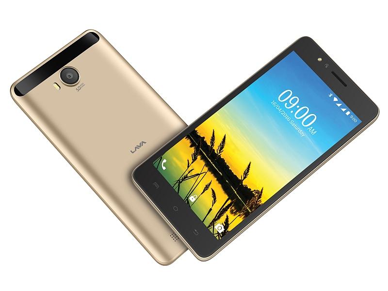 smartphone Lava A79