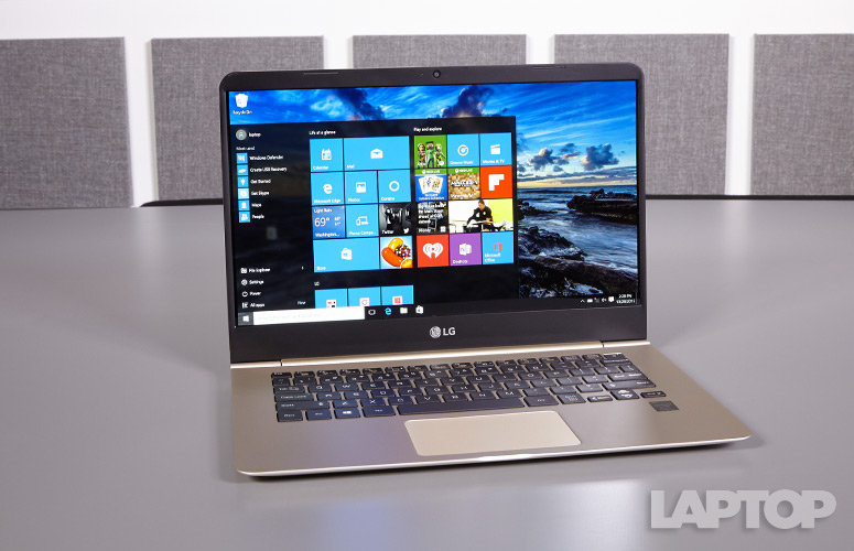 LG Gram 14 Ultralight Laptop