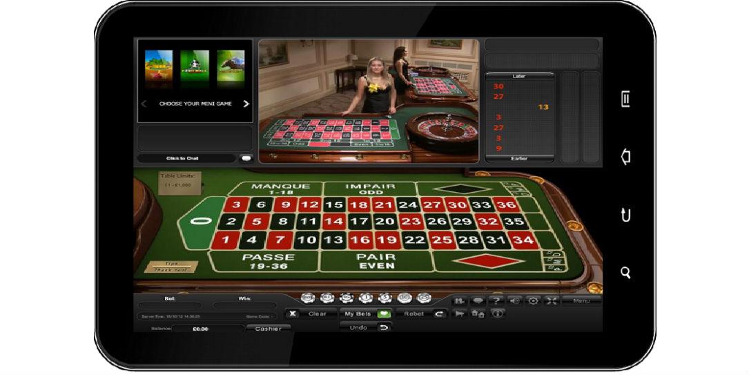 Casino mobile game free