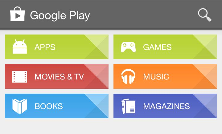 how to play on apps from google play