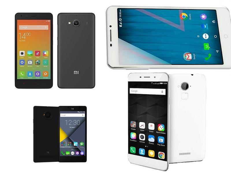 best buy 4G android phones below 10000