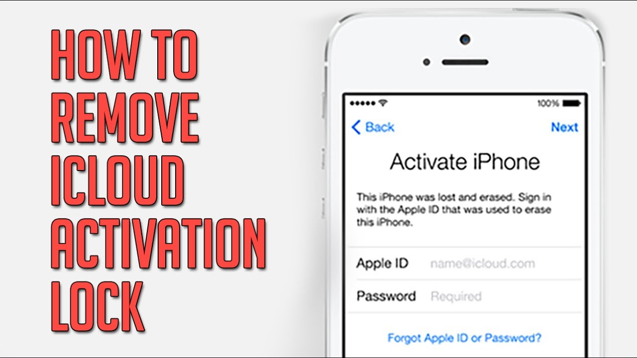 how to erase locked iphone steps to remove icloud activation lock 6588