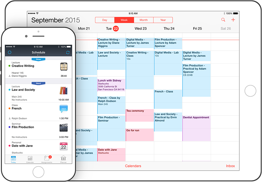 Best Calendar Organization App : Top best callander apps for android and iphone
