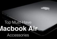 Must have Macbook-Air accessories