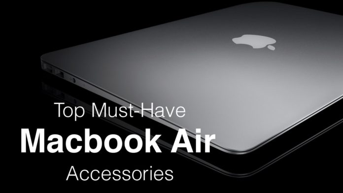Must have Macbook-Air accessories