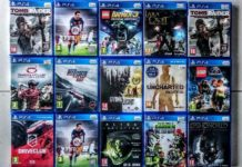 PS4 Games in 2018