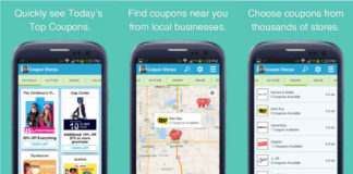 Top 10 Coupons Apps for Android
