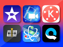 Top 5 Video Editing Apps for your iPhone