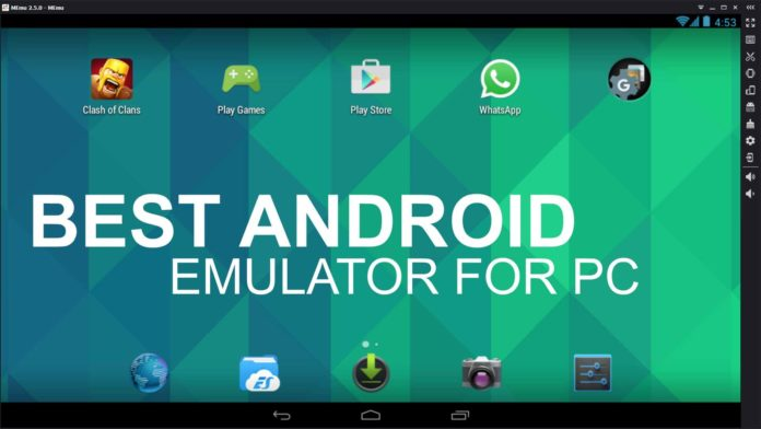 5 Best Android Emulators for Pc 2018