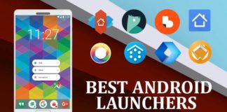 5 Best Android Launcher Apps of 2018