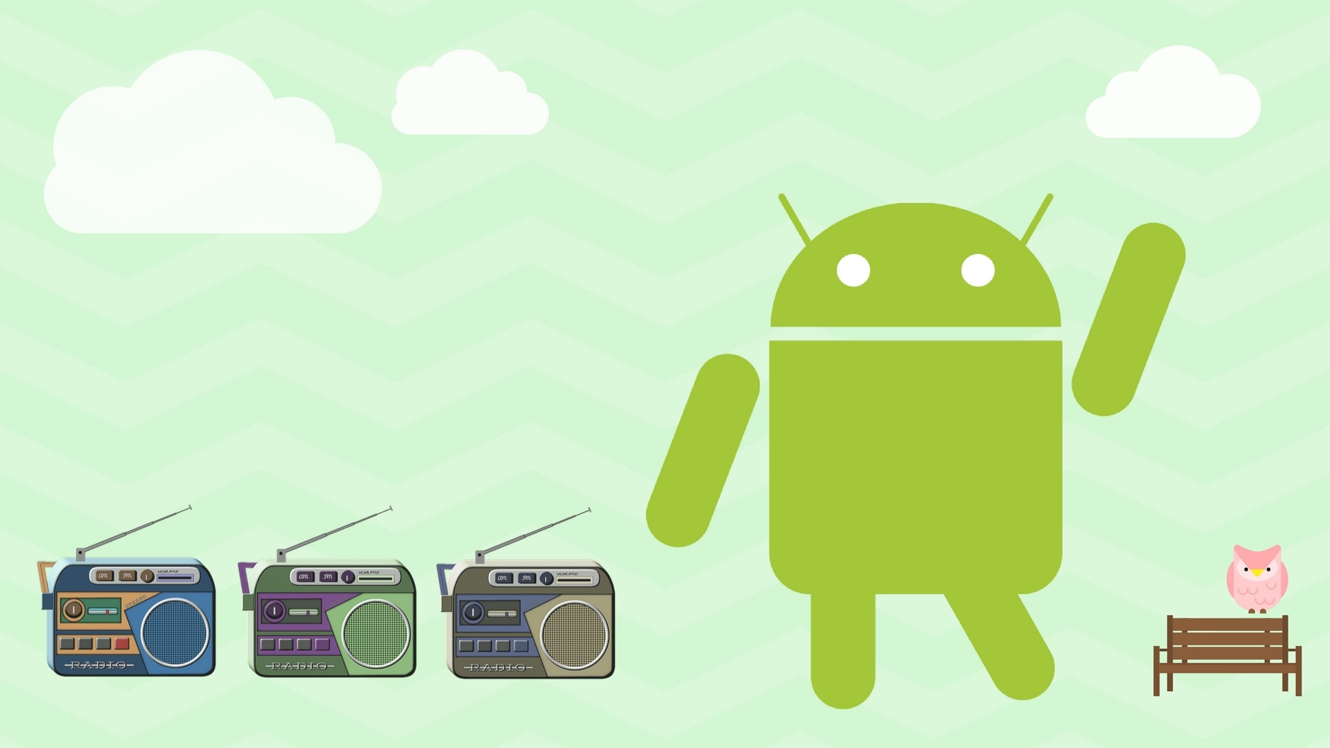 6 best radio apps for android click tech tips. Black Bedroom Furniture Sets. Home Design Ideas