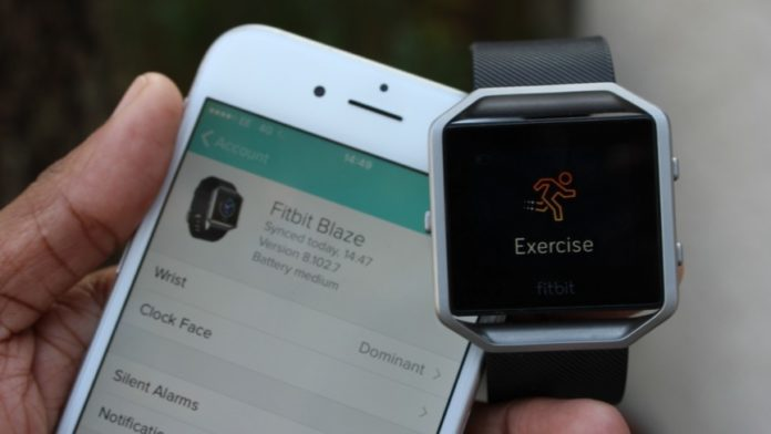Steps To Change Exercise Shortcuts On Fitbit Versa And Ionic