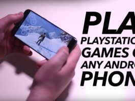 Steps To Play PlayStation 4 Games On Your Android Phone