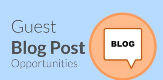 How to Find the Best Sites for Guest Blogging