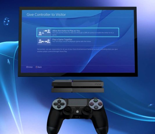 Gameshare on Your PlayStation 4
