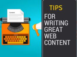 Make a Good Website Content