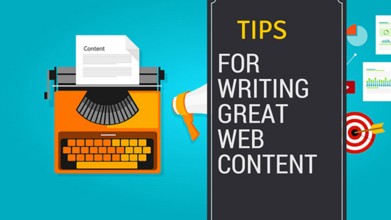 Make a Good Website Content