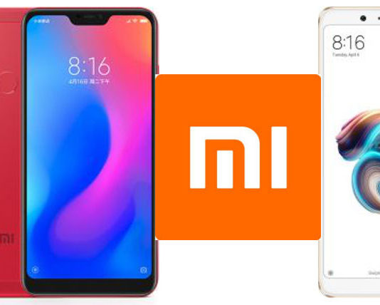 Redmi Note 5 Pro and Redmi Note 6