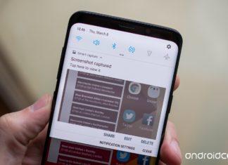 Steps to Take Screenshot on Samsung Galaxy S9