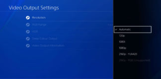 Steps to Enable HDR for PlayStation 4 on Different 4K TVs