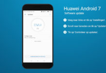 Steps to Update Software on Huawei Phone