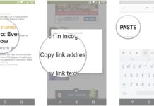 Steps to Use Copy and Paste on Android
