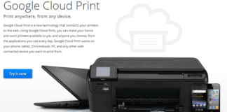 Steps to Print from Android Phone or Tablet