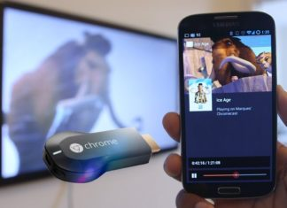 Chromecast Using Android Phone