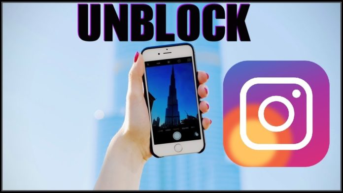 Unblock A Person On Instagram