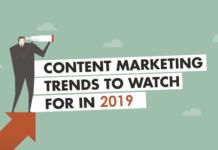 Top 10 Content Marketing Trends not to be Ignored in 2019