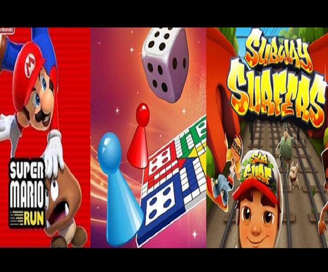 5 Online Games