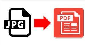 Convert JPG To PDF