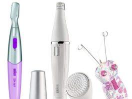 Top 7 Best Eyebrow Epilators For At-Home Grooming