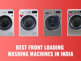 5 Best Front Load Washing Machines In India 2020