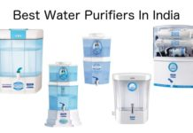 5 Best Water Purifiers In India 2020