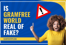 A poster image describing that this is an informative post about Gramfree.world website